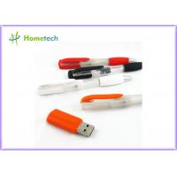 2 In 1 Multifunction Plastic Blue Usb Pen Memory Stick For Students , Teacher And Officer for sale