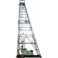 Wholesale Hydraulic Drill Rig Parts Drillig Tower 18m 320KN For Geological Exploration from china suppliers