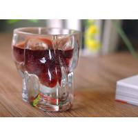 Wholesale Clear 1 Ounce Tall Shot Glass / Plain Glass Shot Glasses For Drinking from china suppliers