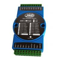 Wholesale 8-ch current/voltage signal to RS485/RS232 converter (A/D Converter) from china suppliers