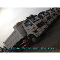 Wholesale SINOTRUKHeavy Duty Dump Truck SWZ 8X4 DUMP TRUCK  Euro2 /3 50T from china suppliers
