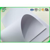 Wholesale 100% Virgin Pulp White Bond Paper 53 Gsm / 55gsm For Magazine Instruction Manuals from china suppliers