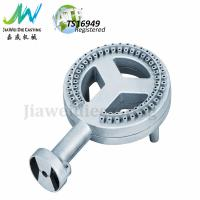 Wholesale BBQ Gas Burner Die Cast Custom Aluminum Products High Temperature Teflon Coated from china suppliers