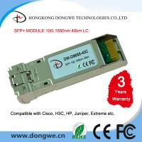 Wholesale Cisco SFP-10G-ER Cisco 10G SFP modules from china suppliers