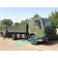 Buy cheap Howo 4x4 Cargo Truck, All-Wheel Drive Cargo Truck 266hp/290hp from wholesalers
