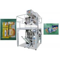 Wholesale Vertical Puffed Snacks Packing Machine, Multi Heads Weigher Food Package Machine from china suppliers