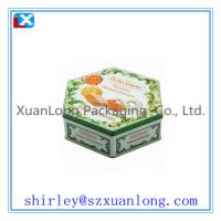 Wholesale Top Quality Cookie Tins Octagon Shaped Wholesale from china suppliers