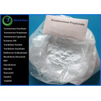 Cutting Cycle Steroid Raw Powder Drostanolone Propionate Masteron Cas 521-12-0 for sale