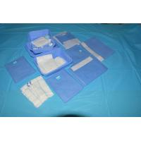 Wholesale CE Approved Permeaqble Non Woven Disposable Surgical Packs 48g SMMS from china suppliers