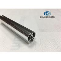 Wholesale Customized Polishing Bright Aluminium Extrusion Profiles Round For Shower Frame from china suppliers