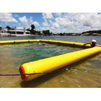 Wholesale Easy Carrying Inflatable Air Mat For 6 * 4M Boom Blow Up Swimming Pools from china suppliers
