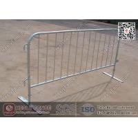 Wholesale 1.1 X 2.2m Flat Feet Crowd Control Barriers   China Exporter   Manufacturer from china suppliers
