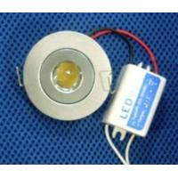 Wholesale Energy - saving 1*1W 220V 6000K - 6500K Led Ceiling Lamp for Window Lighting from china suppliers