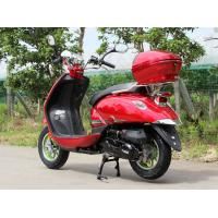 """Wholesale 50cc,CVT forced air cooled engine,frontdisc rear drum brake,10"""" aluminium rim with chromaticity,aluminium exhast pipe from china suppliers"""