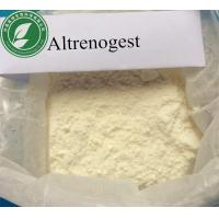 Wholesale Progesterone Steroid Powder Altrenogest For Contraception CAS 850-52-2 from china suppliers