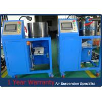 Quality Reliable Hydraulic Hose Machine , Air Suspension Shock Hydraulic Hose Making Machine for sale