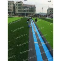 Buy cheap High Density Artificial Turf Shock Pad Grass Carpet Weather resistance from wholesalers