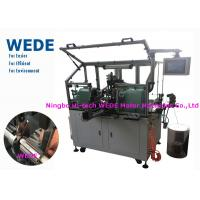 Wholesale Even - Odd Slots Armature Winding Machine With Riser Type Collector Commutator from china suppliers