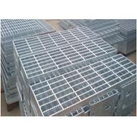 Buy cheap 30x5 Steel Bar Grating Hot Dipped Galvanized Serrated Steel Grating from wholesalers