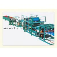 Wholesale Economic Continuous Automatic Sandwich Making Machine PLC 1.2 inch Chain from china suppliers