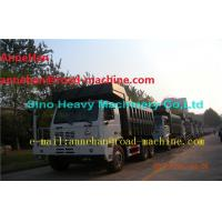 Wholesale 60 TON Heavy Duty Dump Truck EURO II 290/336HP ZZ5707V3640CJ 13.00-25 Tires from china suppliers