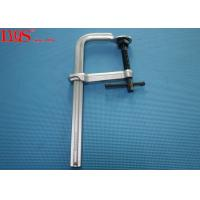 Wholesale Forged Sliding F Bar Clamps Swivel MorPad Throat Depth 140mm from china suppliers