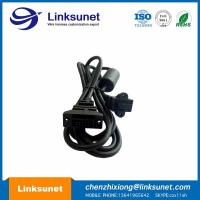 DC3 12P Round Filters Injector Wiring Harness Customized Plastic Wire Harness for sale