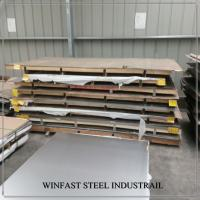Wholesale POSCO Cold Rolled 409L/409 Stainless Steel Sheet / Coils 0.5 - 3.0 2B 2D SS Sheet from china suppliers