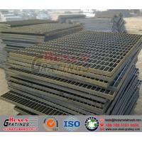 Quality Hot Dipped Galvanized Welded Steel Bar Grating for sale