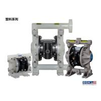 China 192L/Min Air Operated Diaphragm Pump / Air Operated Reciprocating Pump on sale