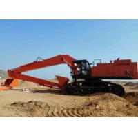 Wholesale Hitachi ZX870 Long Reach Excavator Booms Protective - Gas Welding With Middle Design from china suppliers