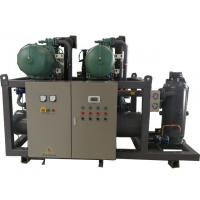 China Energy Saving Refrigeration Compressor Unit High And Low Pressure Controller 420HP for sale