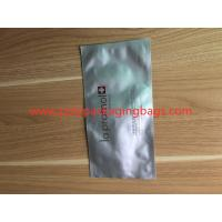 Wholesale Bronzing White Aluminium Foil Bag For Vanilla ,  Seeds ,  Coffee And Powder from china suppliers