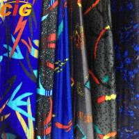 Buy cheap New Product 100% Polyester Printing  Auto Upholstery Fabric With 140-150cm Width in Different Printing Designs from wholesalers