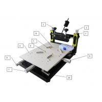 Wholesale High Precision Manual Solder Paste Printer Machine For PCB Production Line from china suppliers
