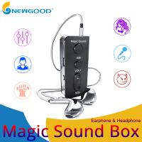 Wholesale Karaoke Baby Sound Earphone Voice Chat Talking Singing for Game Voice Mobile Phone Call VPP Skype Snapchat Noise Cancel from china suppliers