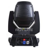 Quality 150w Single White Super Power LED Moving Head Spot Motorized Iris 3 Prisms for sale