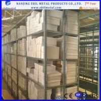 Wholesale Chinese Manufacturer Steel Slotted Angle Shelf Light Duty Shelf used for warehouse home and garage from china suppliers