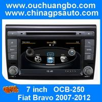 Wholesale Ouchuangbo S100 Platform Car DVD for Fiat Bravo 2007-2012 GPS Sat Nav DVR 3G Wifi Multimedia Player OCB-250 from china suppliers