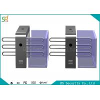 Wholesale Security Outdoor Full Height Turnstiles Interface Station Smart Barrier from china suppliers