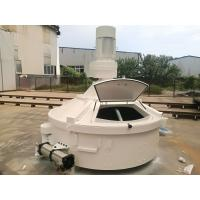 China Ceramic Materials Pan Type Concrete Mixer Durable Tool PMC750 PCCP Water Pipe for sale
