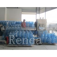 Wholesale 5 Gallon Barrel Washing Filling Capping Machine 100 BPH Jar Filling Machinery from china suppliers