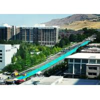 Wholesale Funny Green 300m Long Giant Water Slide Durable Pvc Commercial from china suppliers