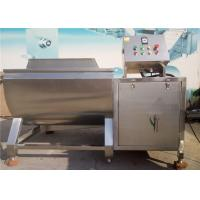 Leafy Vegetable Washing Machine 3kw Pump Power High Airflow Adjusted Speed for sale