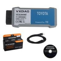 Wholesale china OEM WIFI VXDIAG VCX NANO OBD2 interface for Toyota from china suppliers