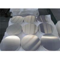 Wholesale 8011 Grade Round Aluminum Plate Deep Punching For Cosmetic Case from china suppliers