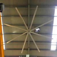 China 18ft High Volume Ceiling Fans / Industrial Giant Low Speed Ceiling Fan on sale