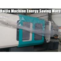 Thermoplastic Injection Molding Machine , Plastic Pallet Making Machine Horizontal for sale