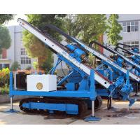 Wholesale 0~ 90 ° Hydraulic Crawler Deep Foundation Pit Anchor Drilling Rig from china suppliers