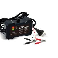 Quality 12 Volt Digital Auto Car Battery Chargers And 1.5A Charging Rate for sale